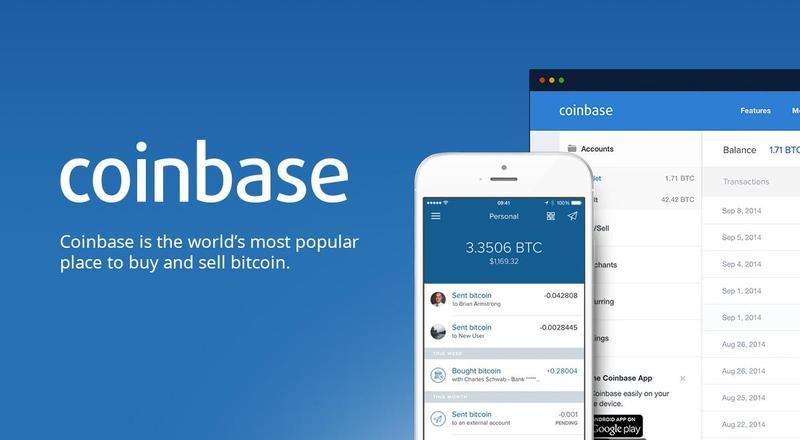 A Coinbase egy népszerű kriptovaluta kereskedési tőzsde, ahol pénztárcát hozhatunk létre, valamint Bitcoinot és más kriptovalutákat vehetünk és adhatunk el.